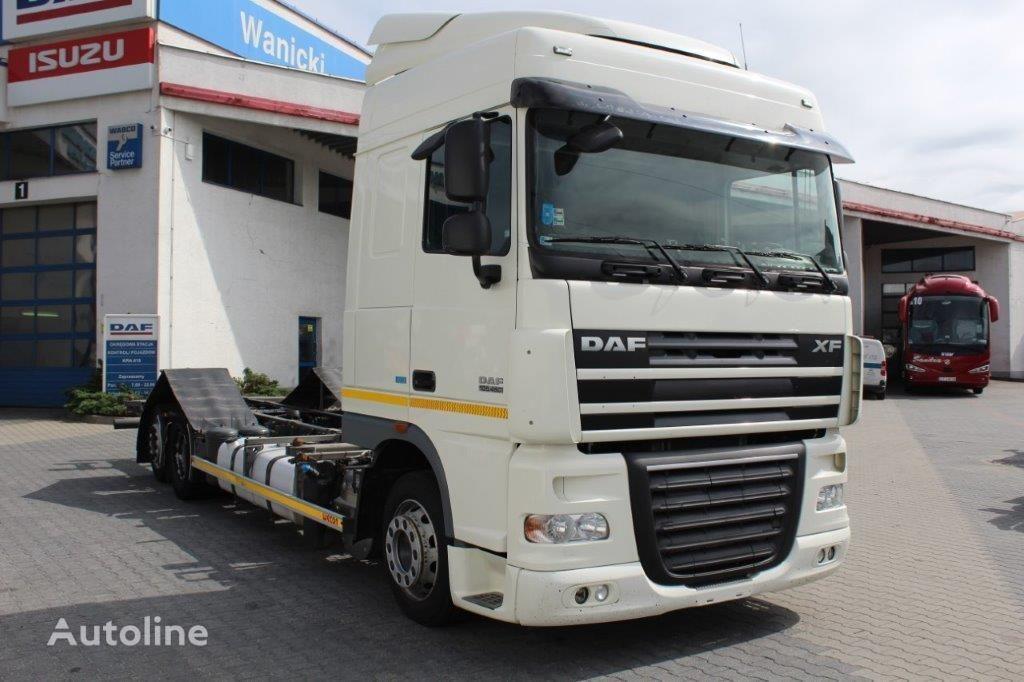 DAF FAR 2013 XF 460 BDF kamion-šasija
