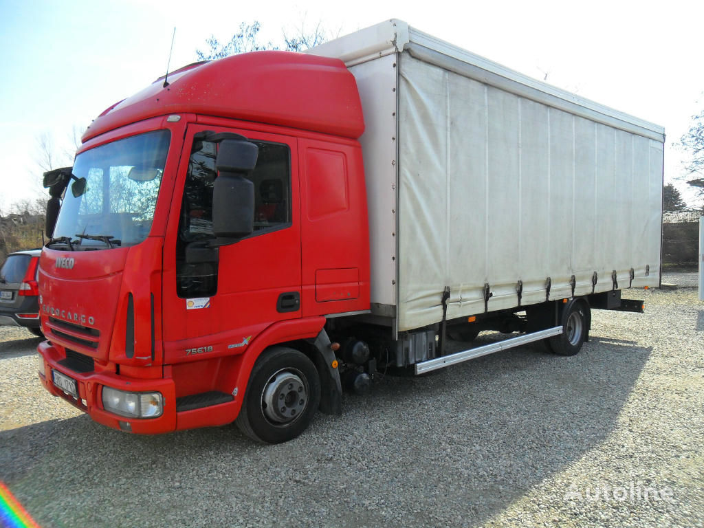 IVECO ML 75E18 kamion-šasija