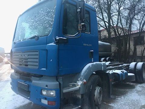 MAN TGM 18.240 kamion-šasija