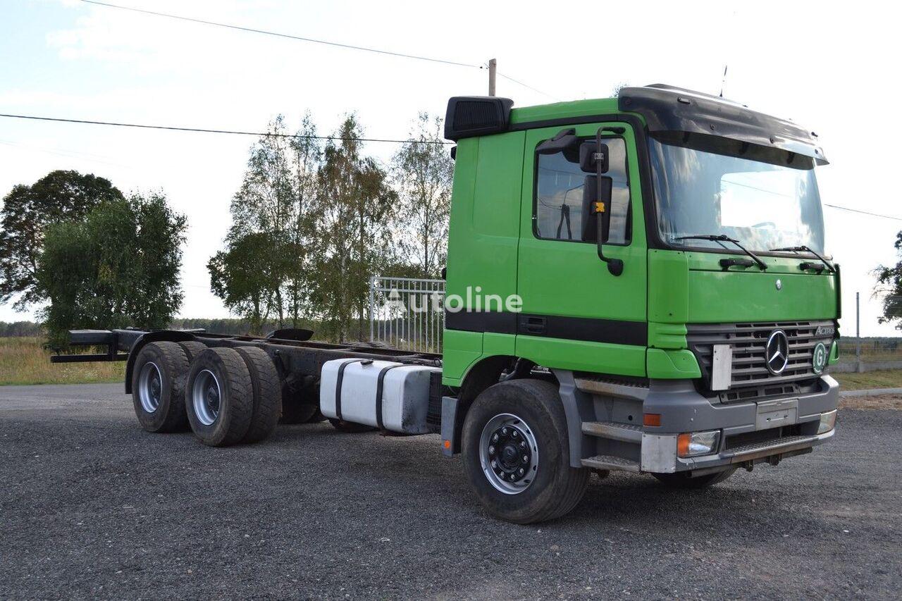 MERCEDES-BENZ 2540   kamion-šasija
