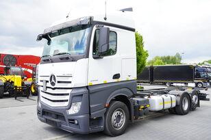 MERCEDES-BENZ Actros 2548 kamion šasija