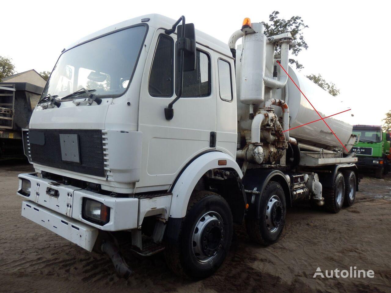 MERCEDES-BENZ SK 3229 V8 8x4 FULL SPRING kamion šasija