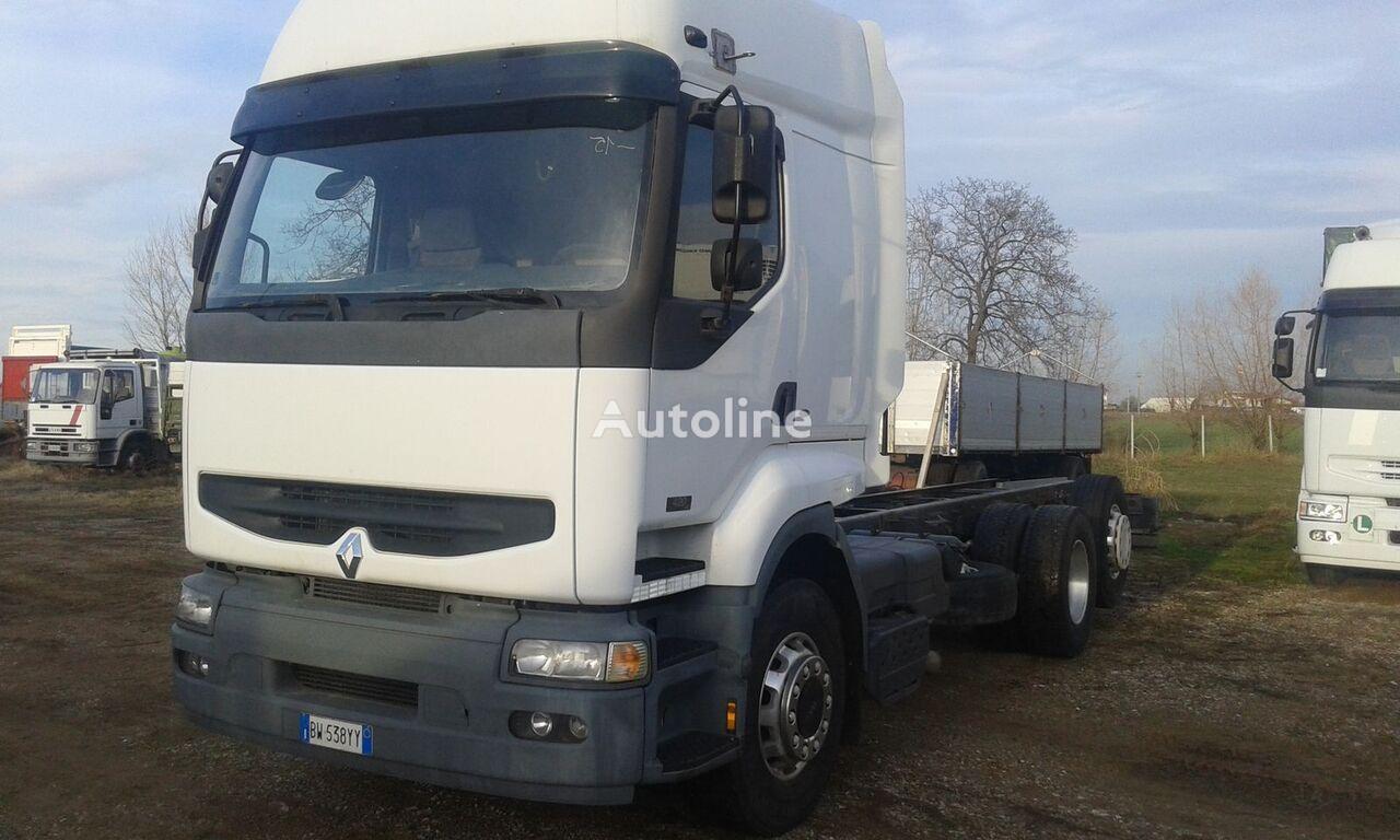 RENAULT PREMIUM 420 DCI kamion šasija