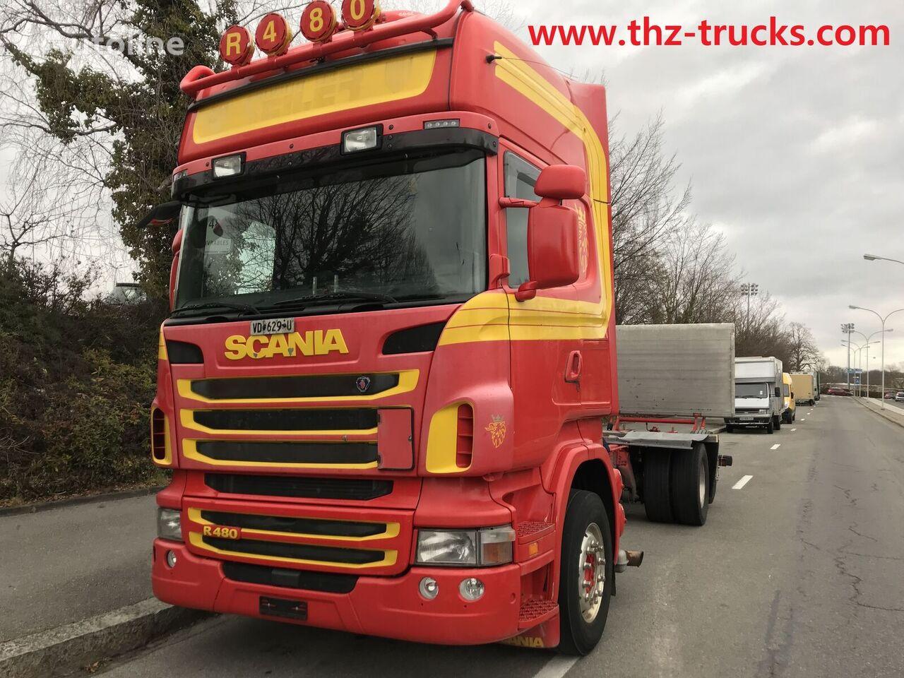 SCANIA R480 kamion-šasija