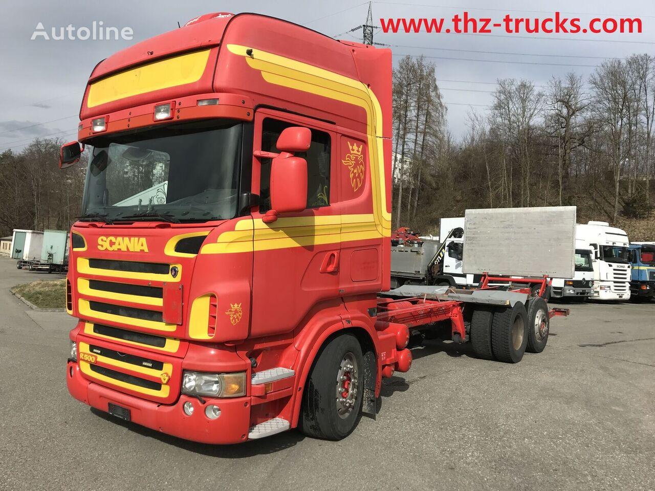 SCANIA R500 LB kamion šasija