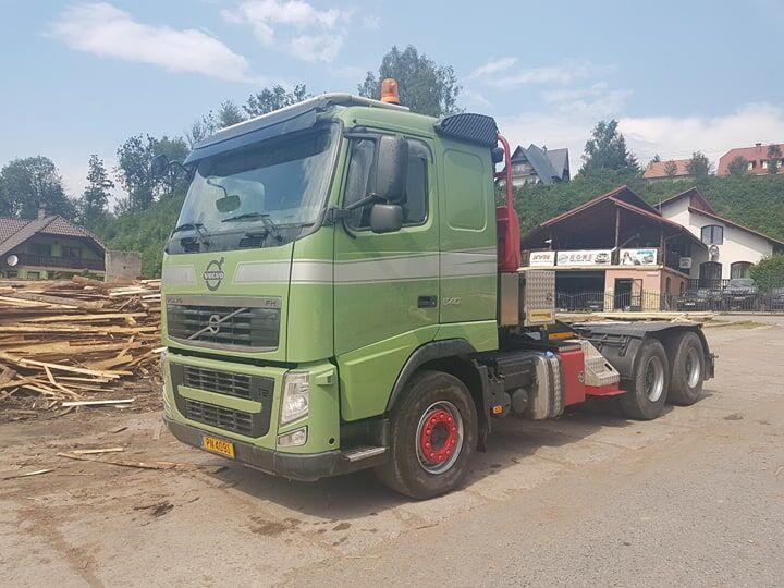 VOLVO FH13  kamion šasija