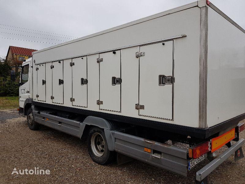 MERCEDES-BENZ ATEGO 815 kamion za dostavu sladoleda
