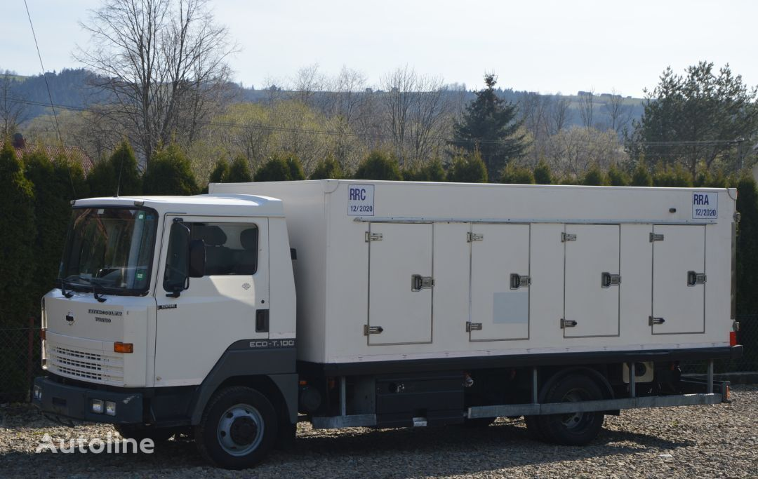 NISSAN Atleon Eco-T 100 kamion za dostavu sladoleda