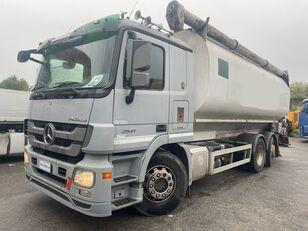 MERCEDES-BENZ ACTROS 2541 kamion za prijevoz brašna