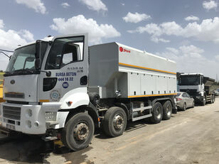 novi 3Kare Toz Malzeme Serici / Çimento Serici kamion za prijevoz cementa