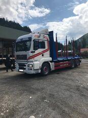 MAN TGA 26.480 kamion za prijevoz drva