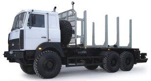 MAZ 6317Х9-444 (6x6) kamion za prijevoz drva