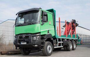 novi RENAULT K 520 P HEAVY kamion za prijevoz drva