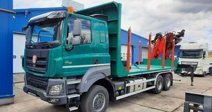 novi TATRA Phoenix  kamion za prijevoz drva