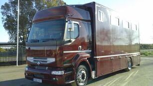 RENAULT PREMIUN 340 kamion za prijevoz konja