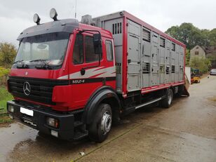 MERCEDES-BENZ 1824 kamion za prijevoz stoke
