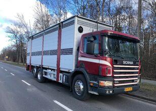 SCANIA 340 kamion za prijevoz stoke