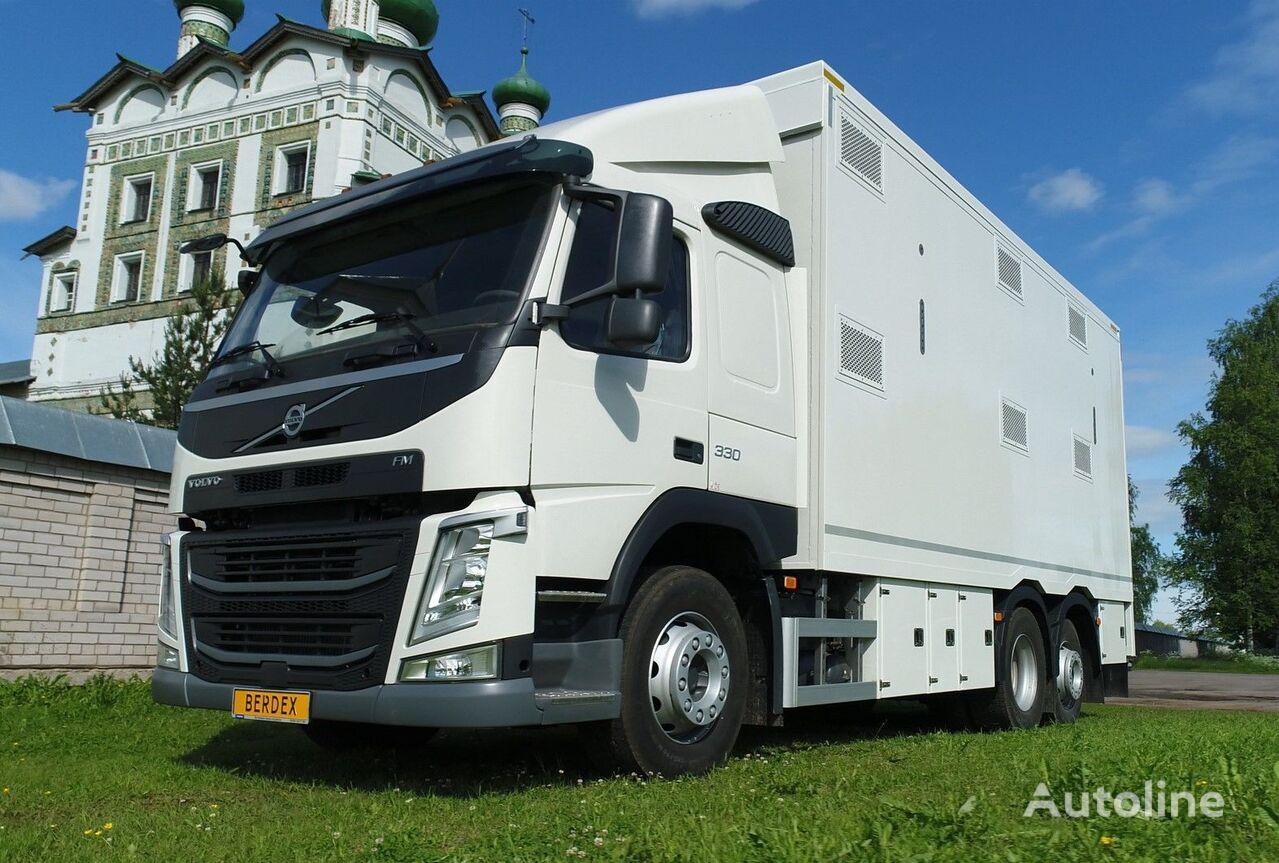 novi VOLVO FM kamion za prijevoz stoke