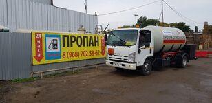 ISUZU kamion za transport gasa