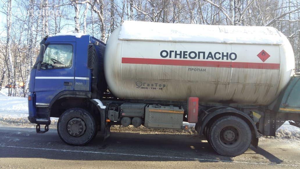 VOLVO FM kamion za transport gasa