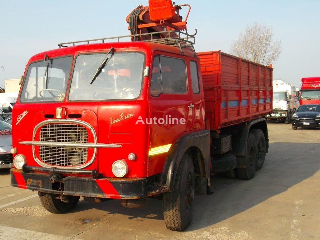 FIAT 682 N4 GUIDA DX PERLINI ISOLI kiper