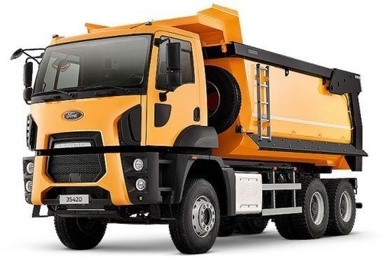 novi FORD Trucks 3542D kiper