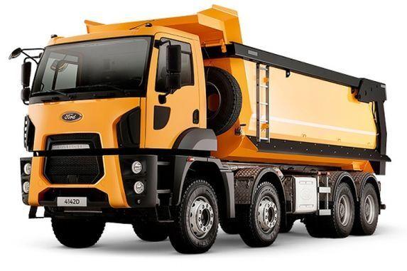 novi FORD Trucks 3542M kiper
