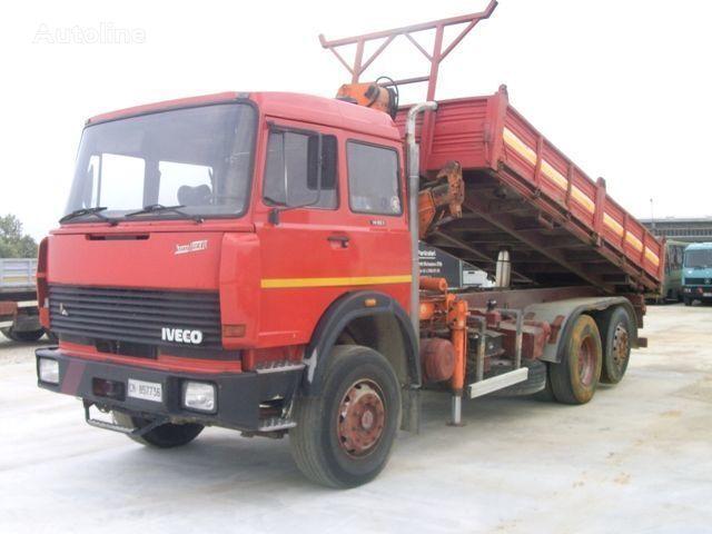 IVECO 190.35 kiper