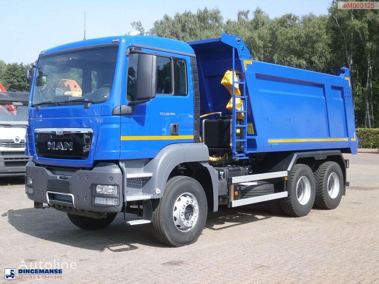 novi MAN TGS 33.360 6X4 tipper NEW/UNUSED kiper