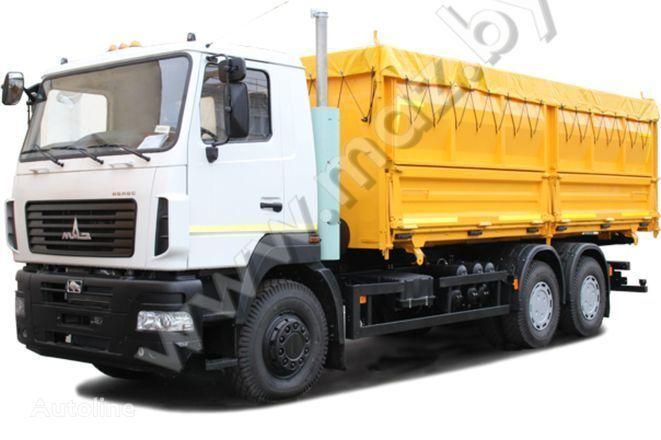 novi MAZ 6501B9-420-031 kiper
