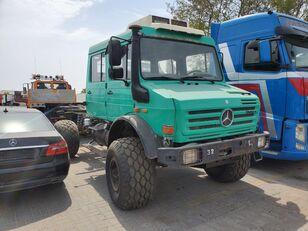 MERCEDES-BENZ Unimog U4000 vojni kamion