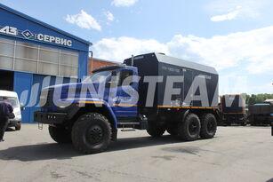novi UNISTEAM ППУА 1600/100 серии UNISTEAM-M1 УРАЛ NEXT 4320 vojni kamion