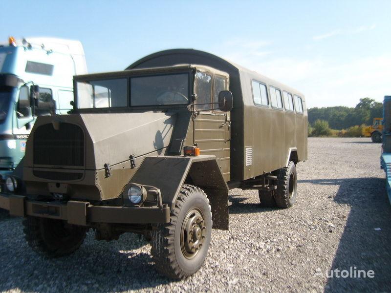 MAN 630.2 vojni kamion