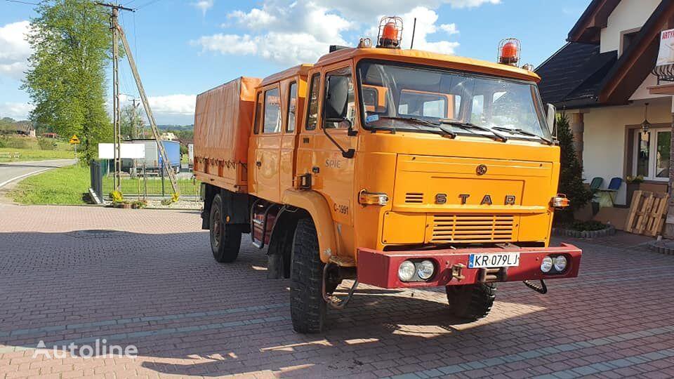 STAR 744 vojni kamion
