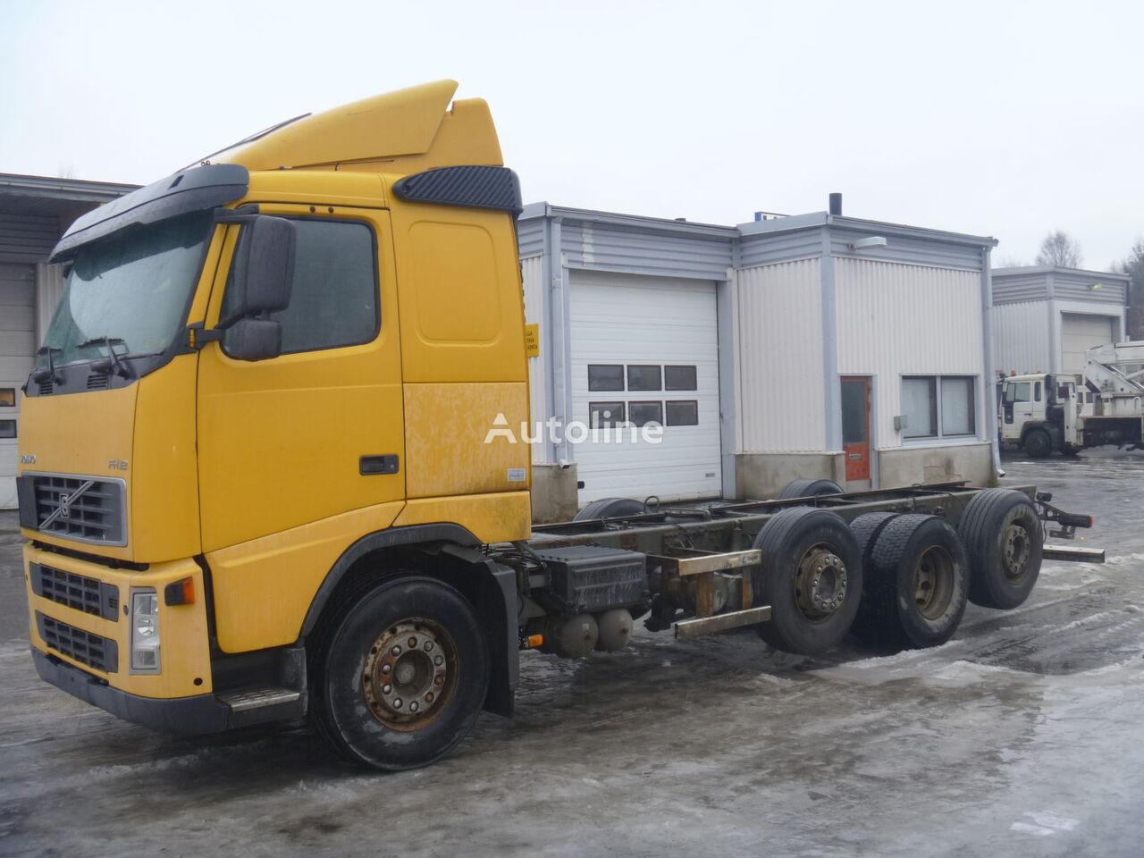 VOLVO FH vozilo za prijevoz kontejnera