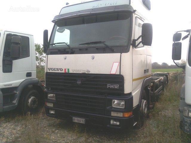 VOLVO FH 12.420 GLOBTROTTER vozilo za prijevoz kontejnera