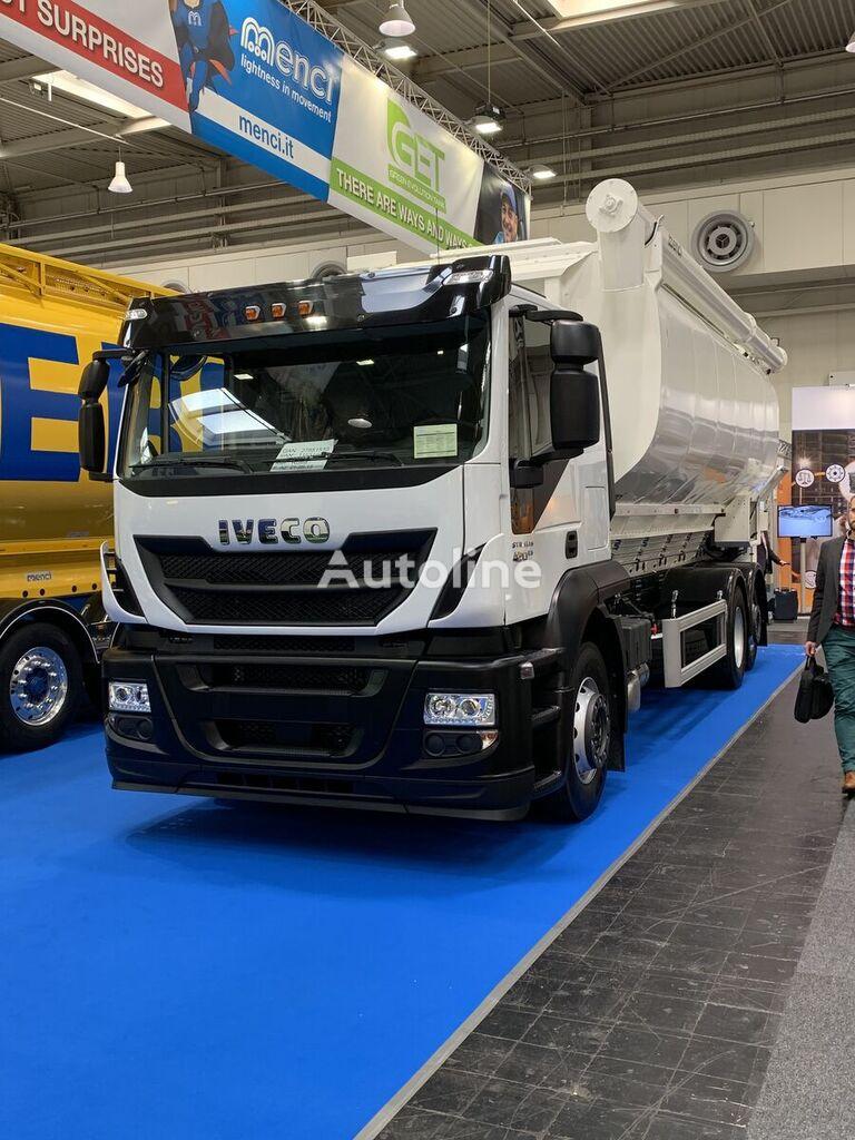 novo IVECO Menci vozilo za stočnu hranu