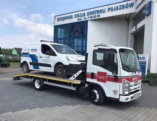 ISUZU L35 Adaptor Euro 5 EEV  kamion furgon < 3.5t
