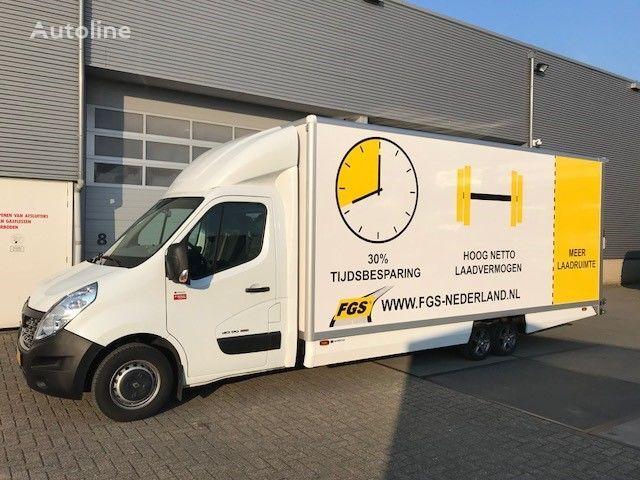RENAULT Master FGS LowLiner kamion furgon < 3.5t