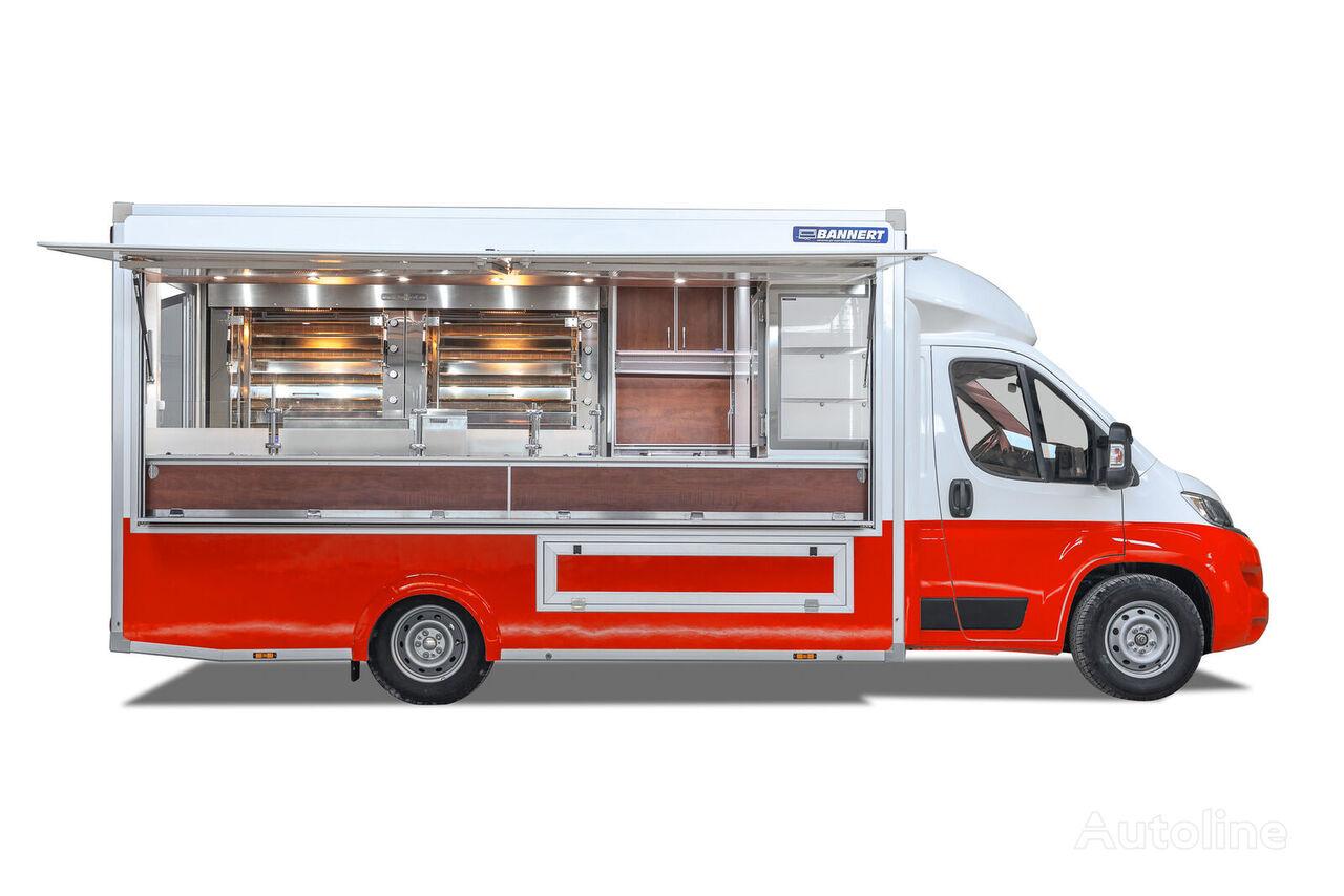 novi BANNERT NA ZAMÓWIENIE Bannert  Kurczak Grill Food Truck/Chicken Grill Fo prodajni kamion < 3.5t