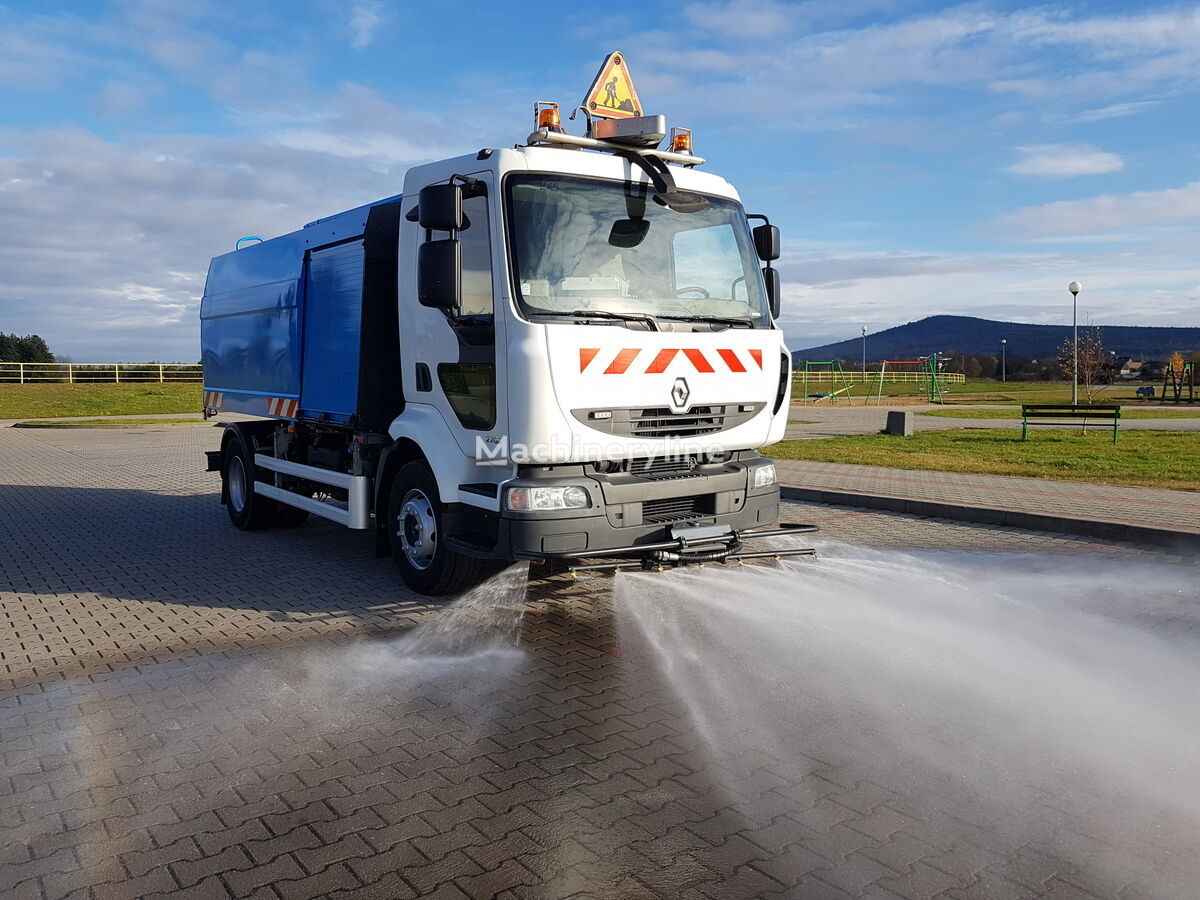 RENAULT Midlum 270 dxi / tank 8000l. WATER STREET CLEANER cisterna za pranje ulica