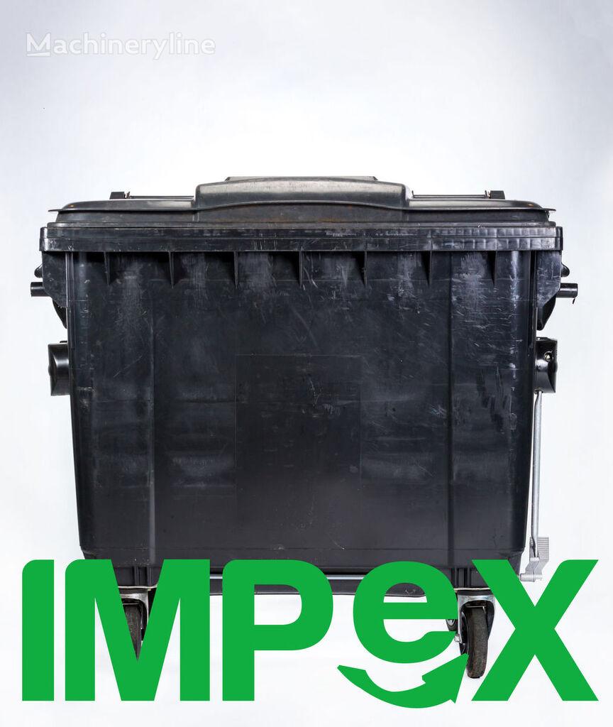 Impex - 660L / 770L - Washed, 100% Good Condition kontejner za smeće