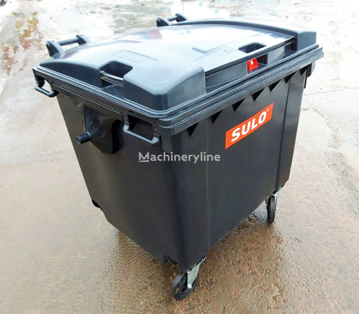 novi Sulo kontejner za smeće
