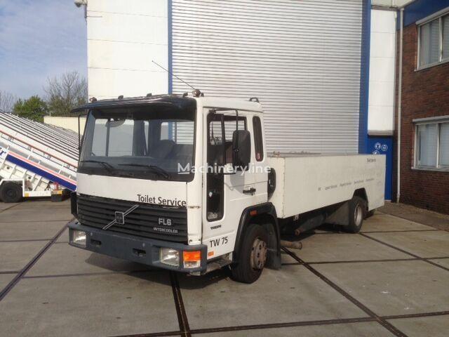 VOLVO Zellinger FL 611 toilet service truck ostala aerodromska oprema
