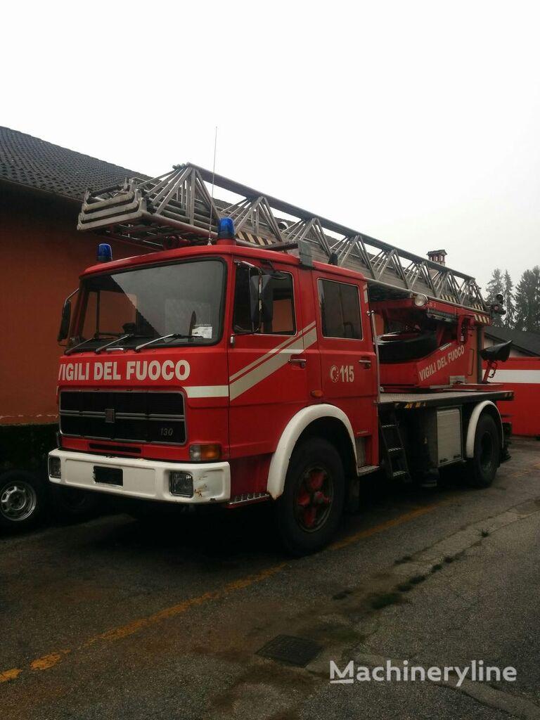 FIAT 130 NC/R vatrogasne ljestve