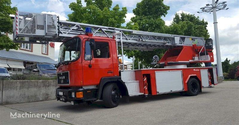 MAN F20135 - Rosenbauer L32 PLC 3.0 vatrogasne ljestve