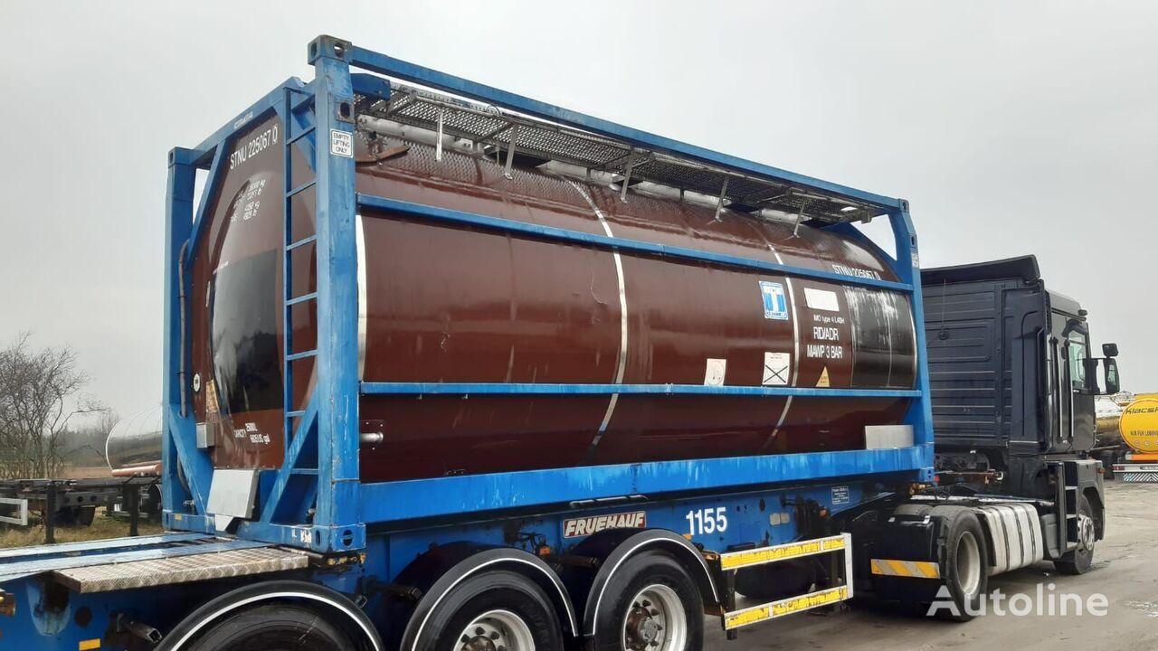 Welfit Oddy 25000l spremnik-kontejner 20 stopa
