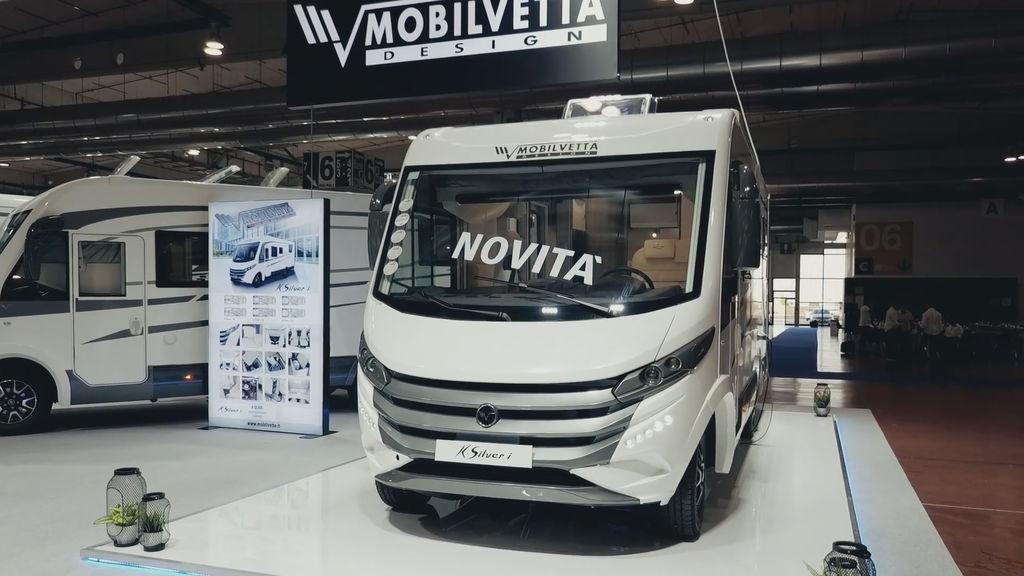 nova FIAT Mobilvetta K SILVER I 59,Premium Integrate Model 2020,Permis B kuća na kotačima