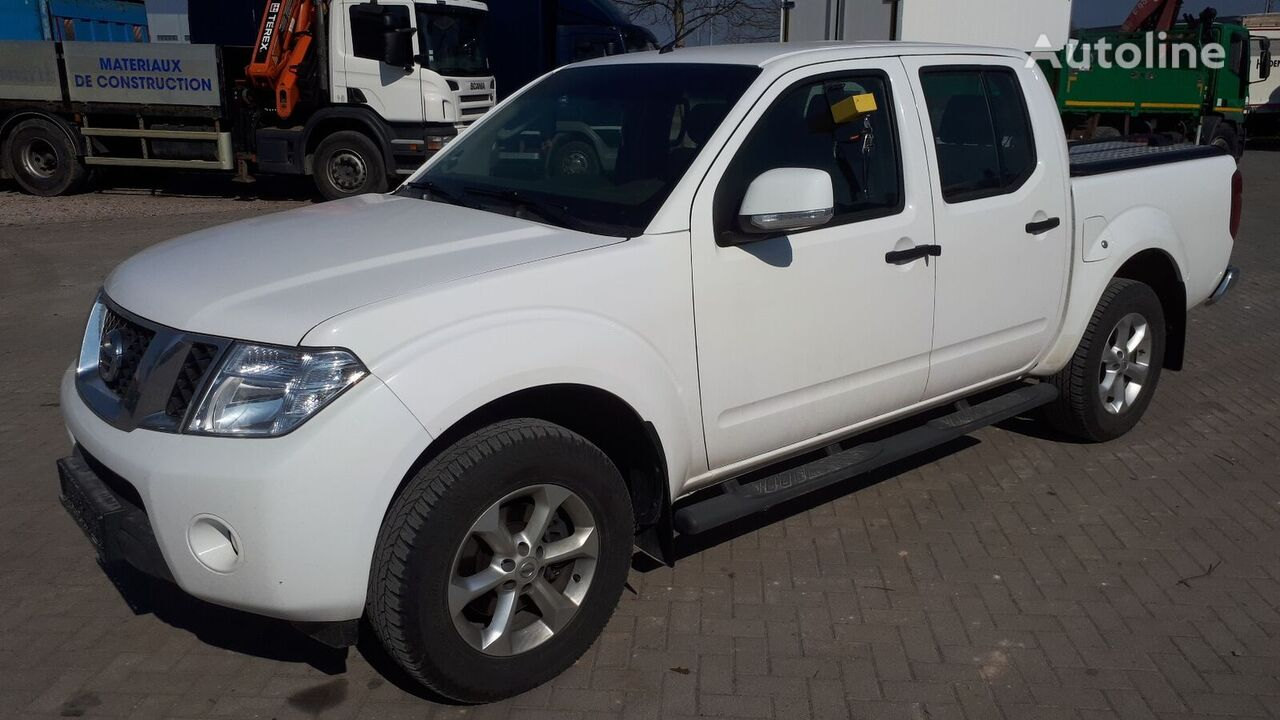 NISSAN NAVARA 2.5 pick-up