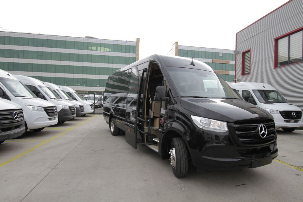 novi MERCEDES-BENZ 519 19+1+1, vip *COC* putnički minibus